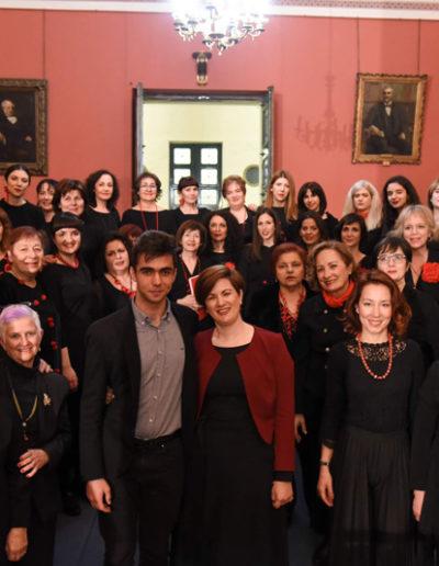 Εκδήλωση 90 Χρόνια Πειραματικό Σχολείο πανεπιστήμιου Αθηνών 2019 Σύλλογος Αποφοίτων ΠΣΠΑ